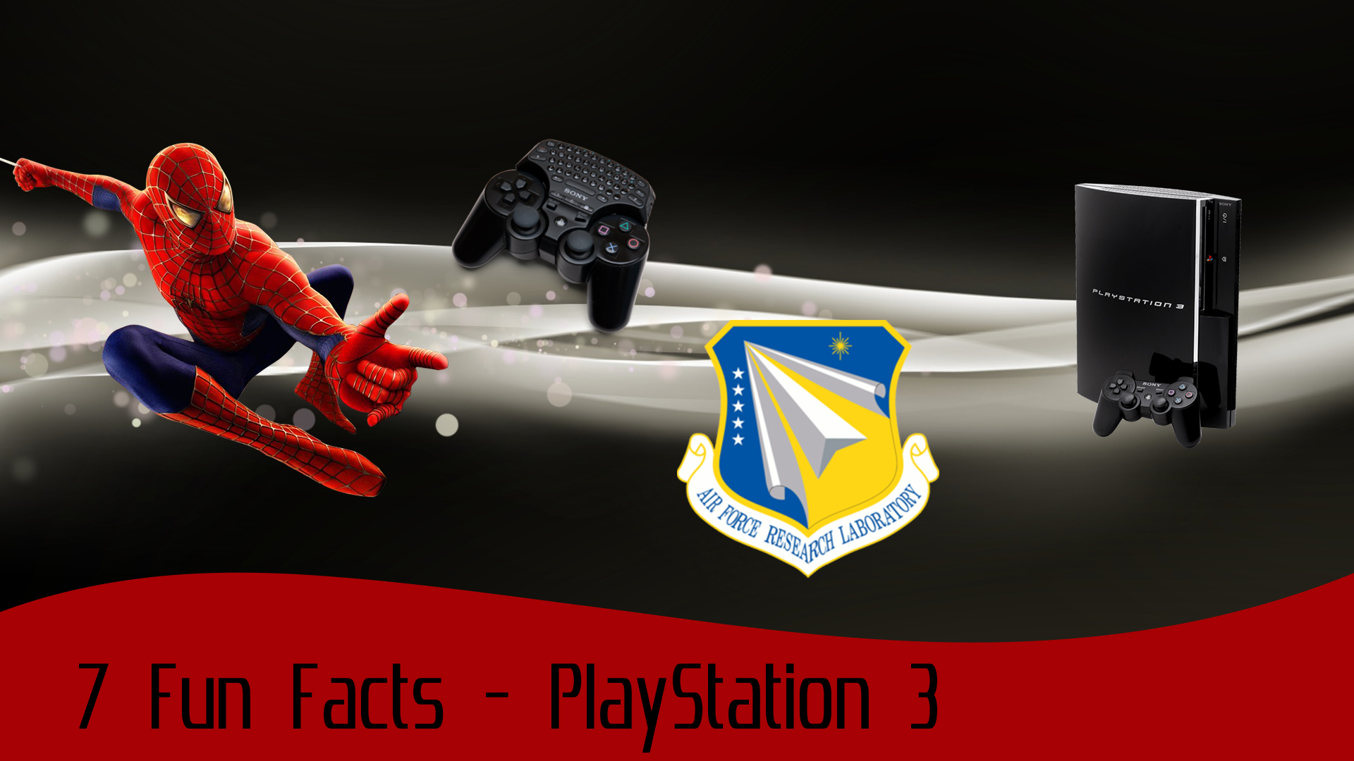 7 Fun Facts about the PlayStation 3