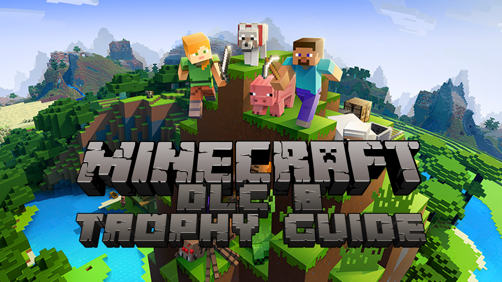 Minecraft – Expansion 8 DLC Trophy Guide (PS4)