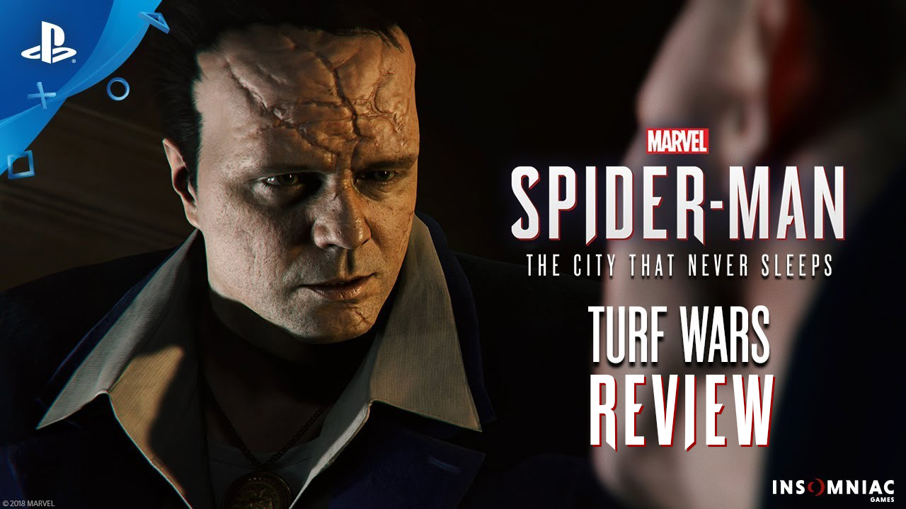 Marvel's Spiderman: Turf Wars Review