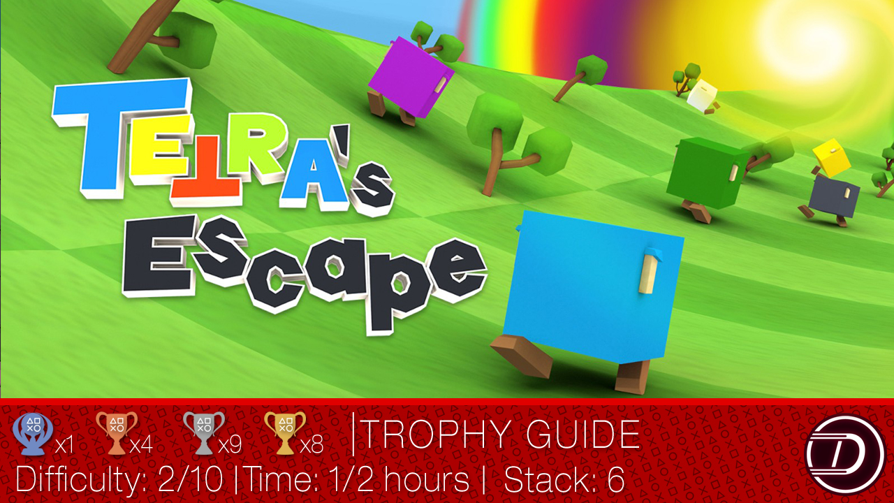 TETRA's Escape Trophy Guide
