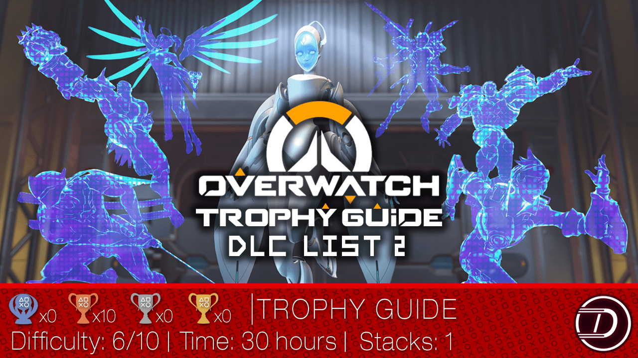 Overwatch: Origins Edition DLC pack 2 Trophy Guide