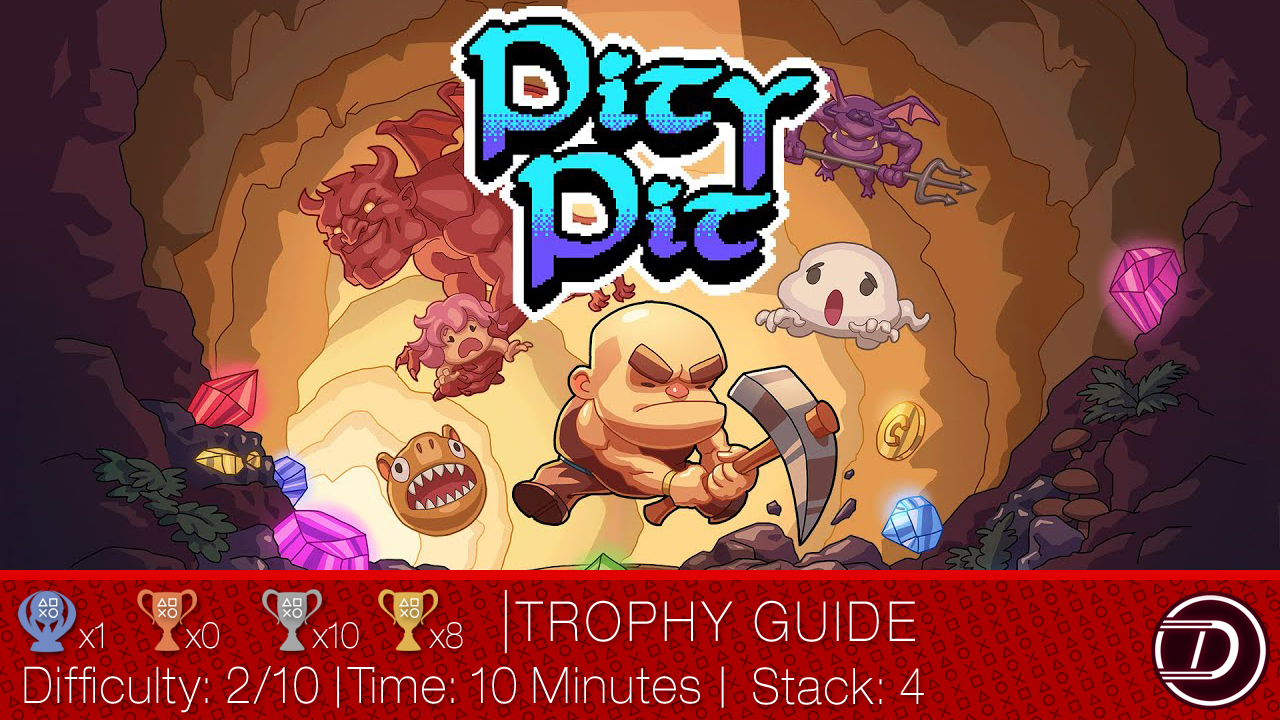 Pity Pit Trophy Guide