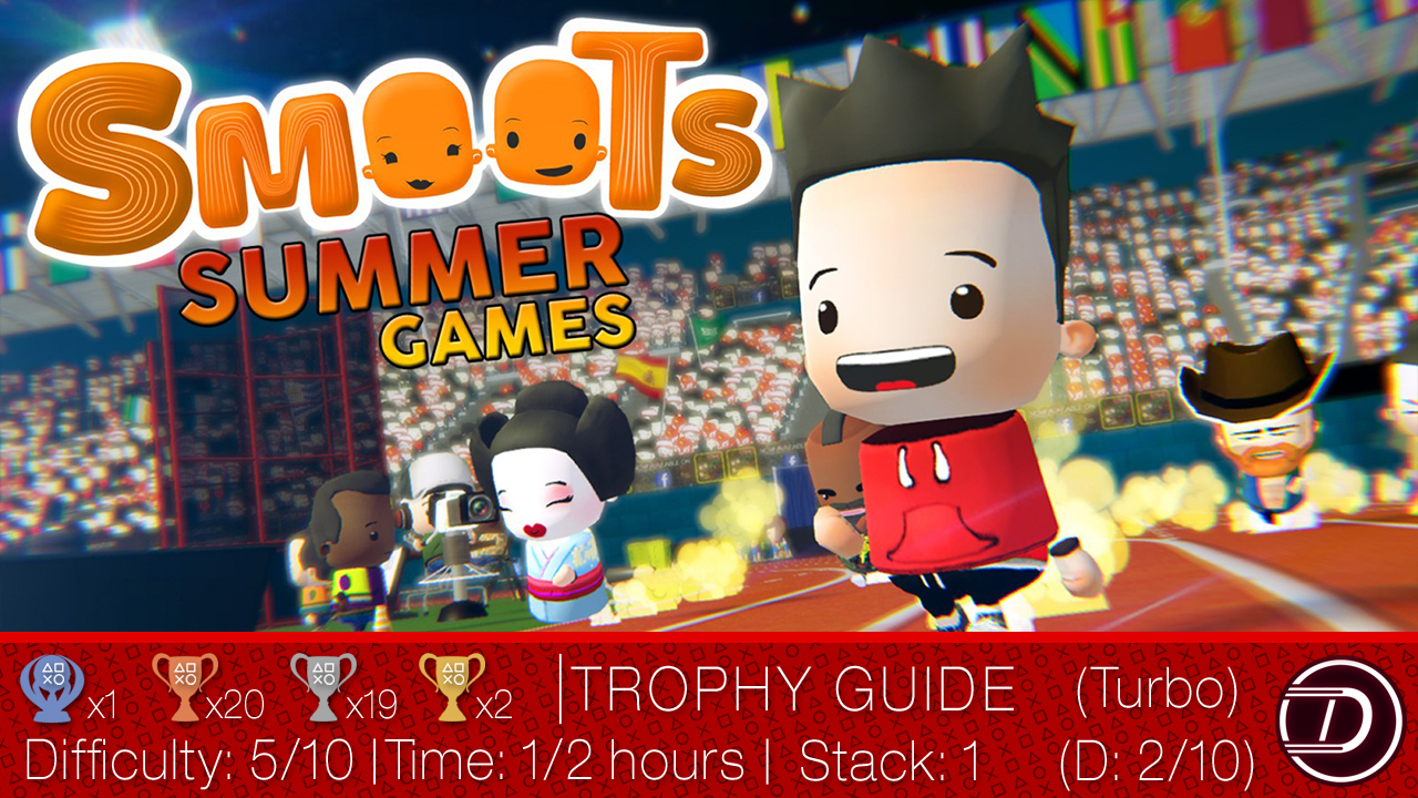 Smoots Summer Games Trophy Guide