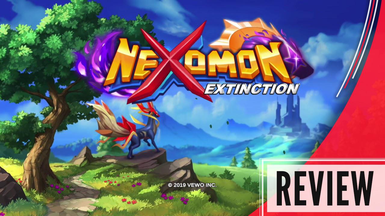 Nexomon: Extinction Review