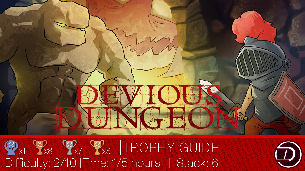Devious Dungeon Trophy Guide