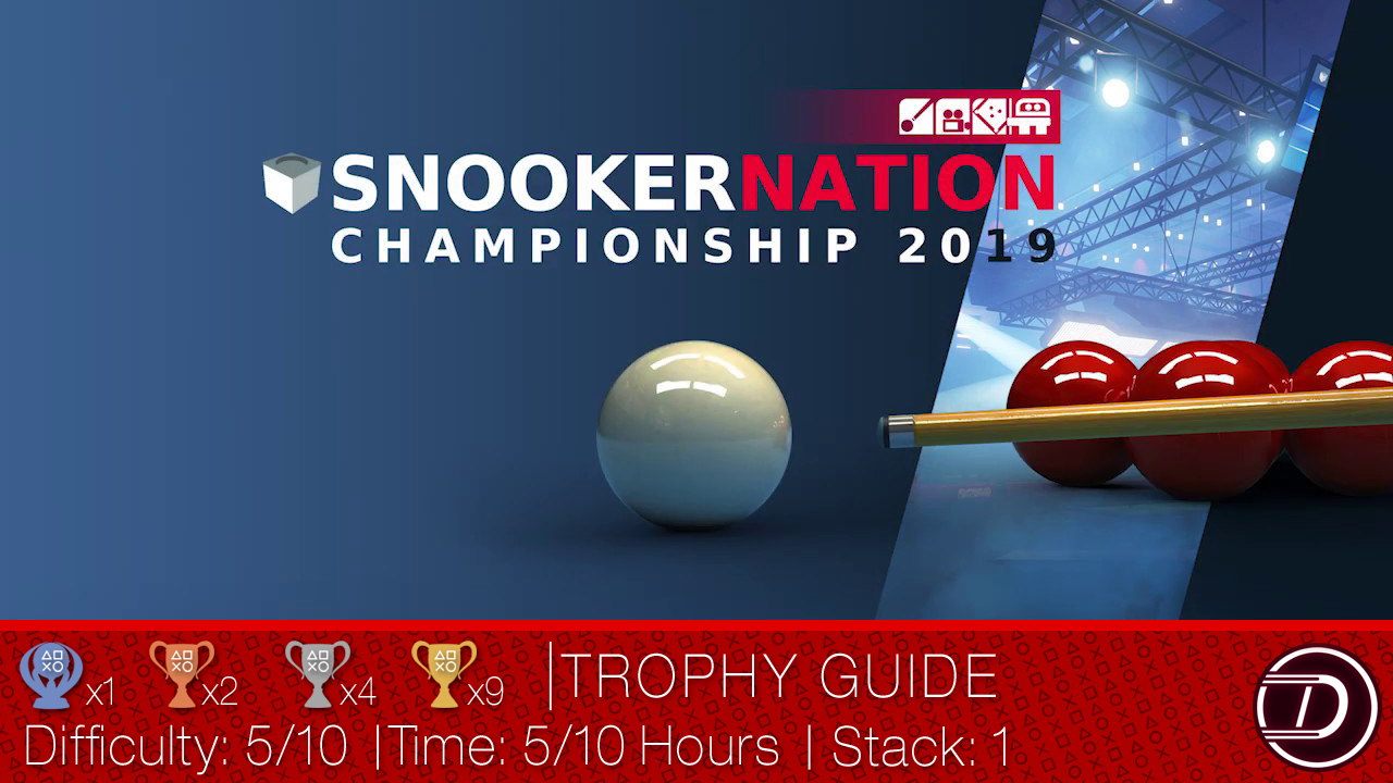 Snooker Nation Trophy Guide