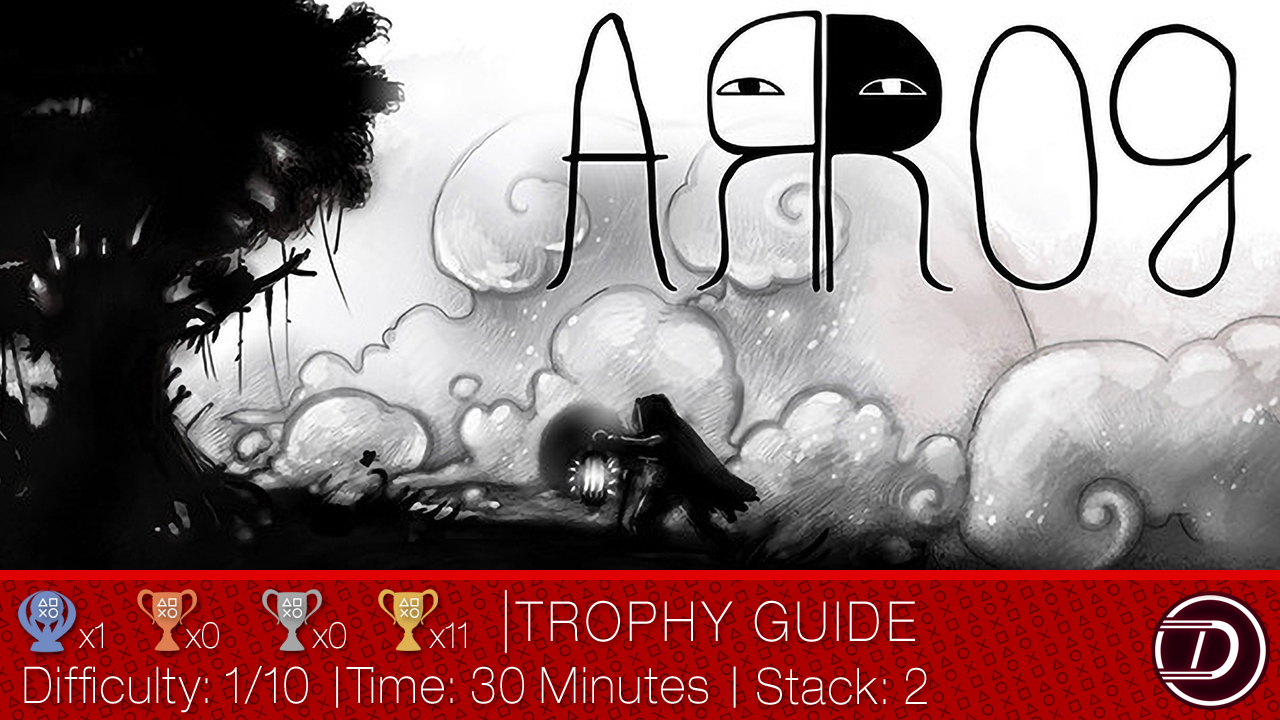 Arrog Trophy Guide And Text Walkthrough