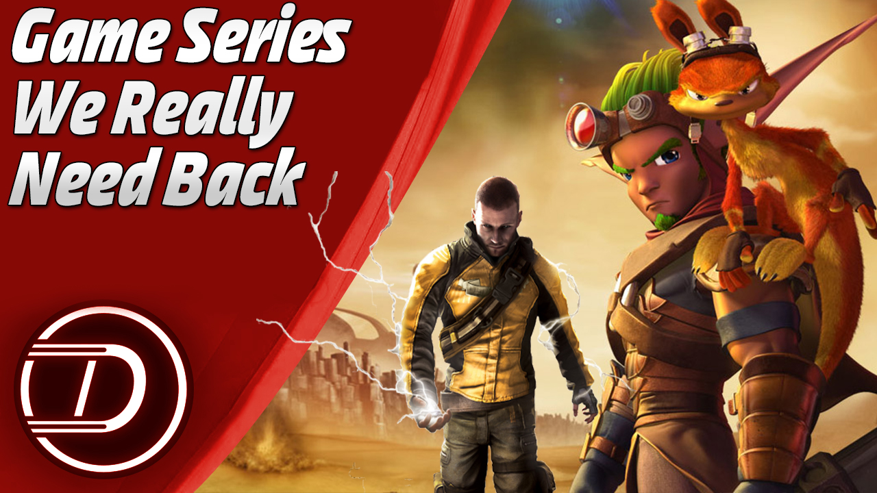 Game Series We Really Need Back