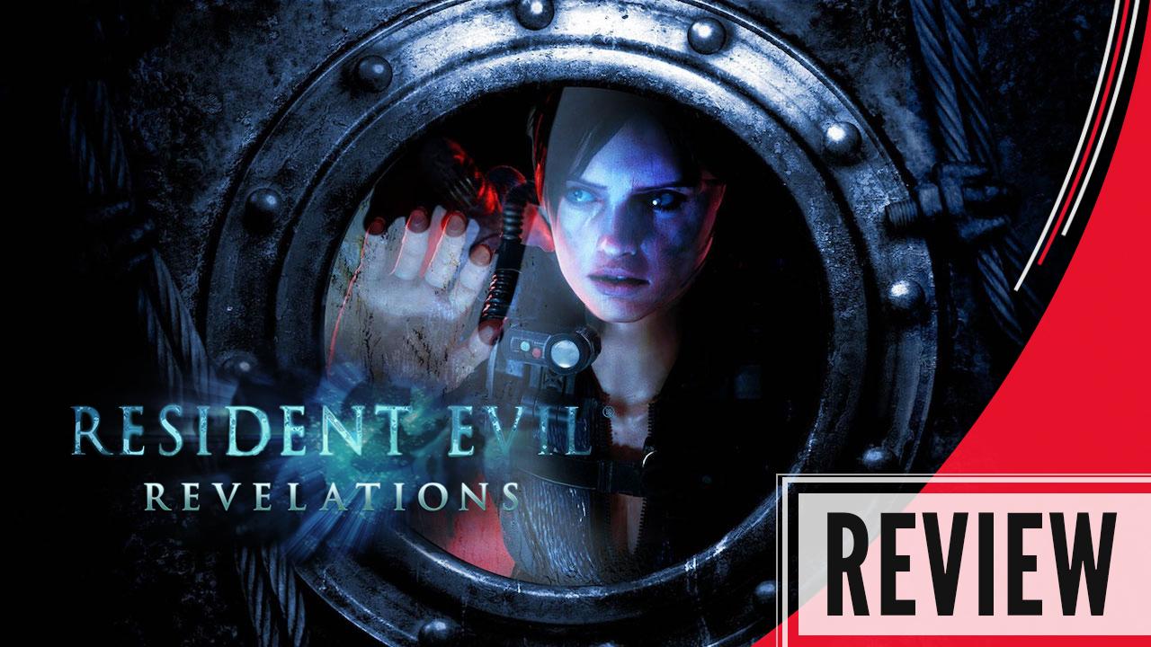 Resident Evil Revelations Review (PS4)