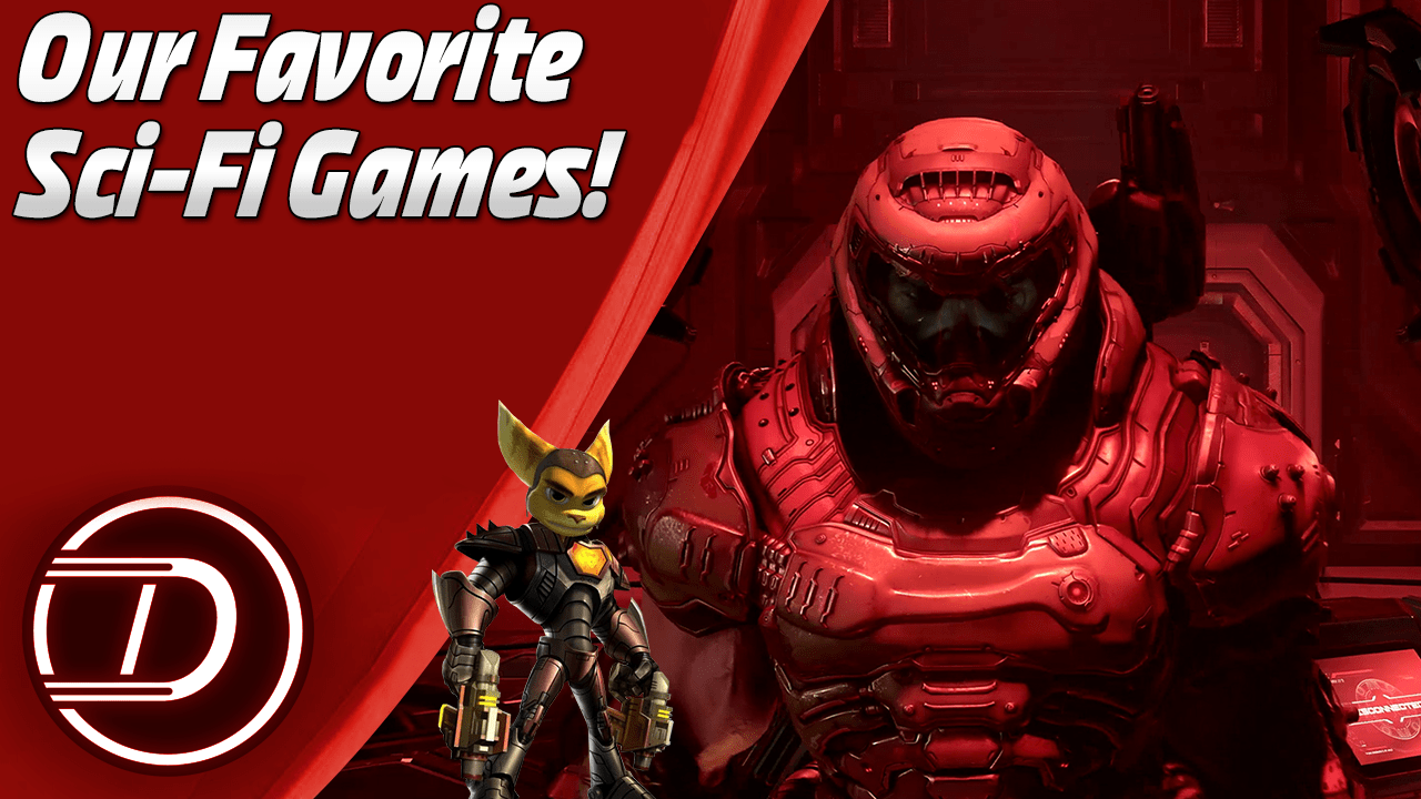 Our Favorite Sci-Fi Games