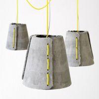 10 Modern Concrete Lamps | dexignia