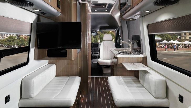 Awesome Modern RV Interior
