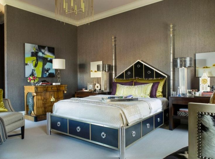 Bedroom Picture Wall Ideas Artwork