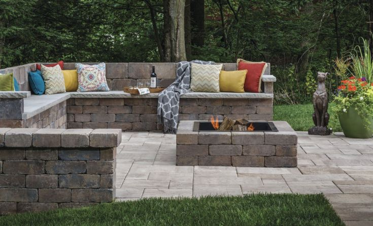 Diy Fire Pit Seating