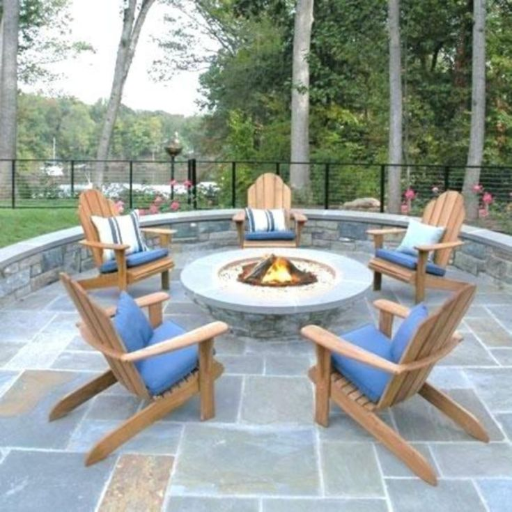 Fire Pit And Seating Luxury Fire Pit With Seating Area Fire