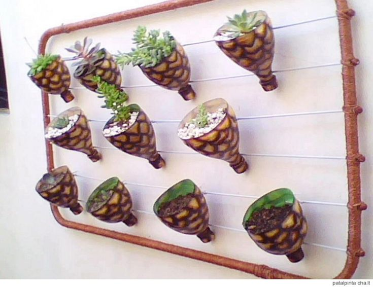 Garden Ideas From Recycled Materials 103