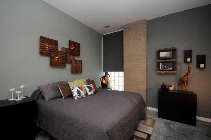 Mens Wall Decor for Master Bedroom