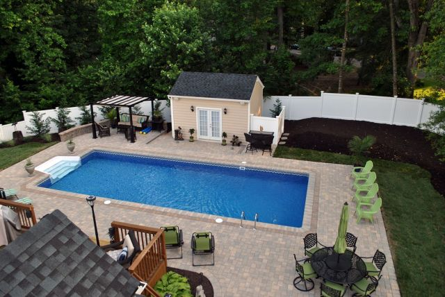 Amazing Backyard Pool Design Ideas
