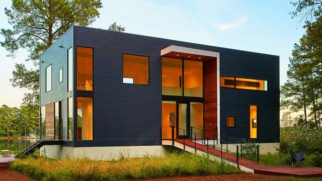 25+ Awesome Modern Tiny Houses Design Ideas for Simple and