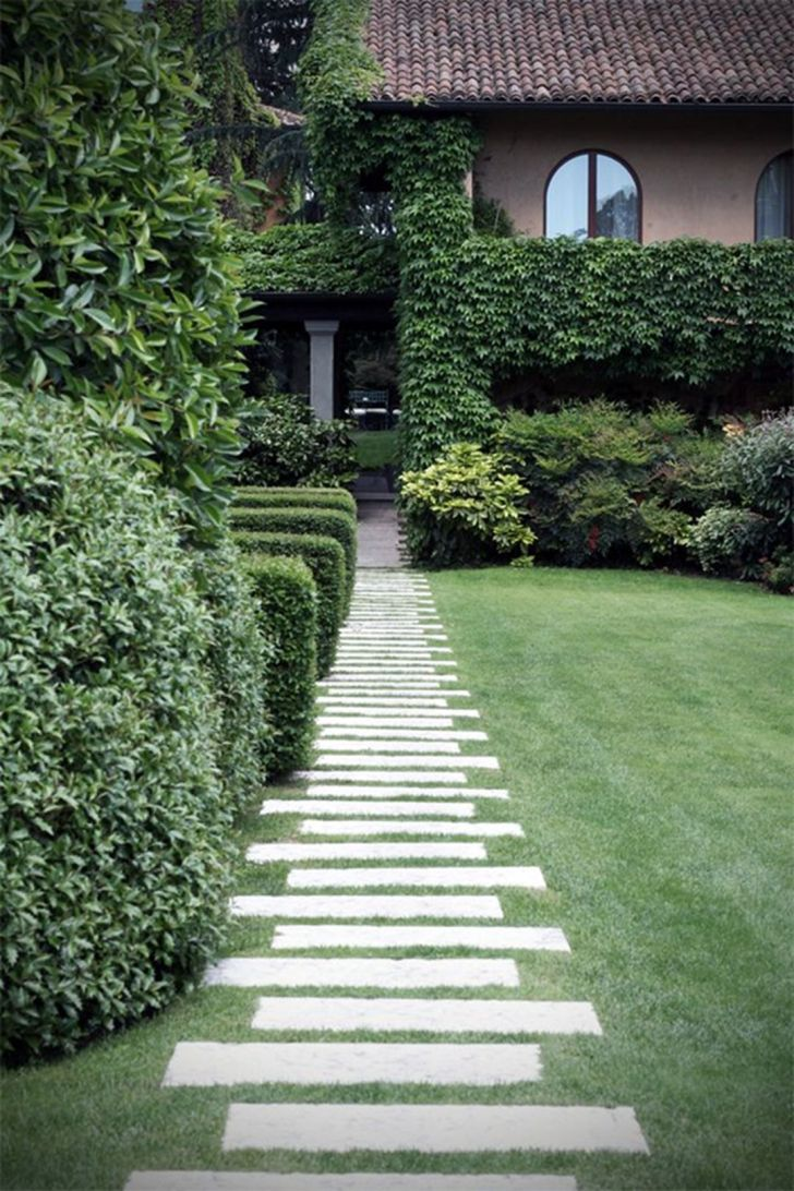 Pavements and Alleys for rezidential Garden