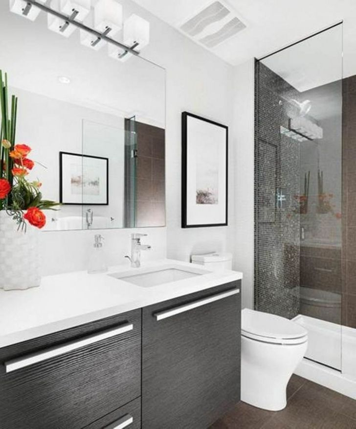 Pretty Design Modern Bathroom