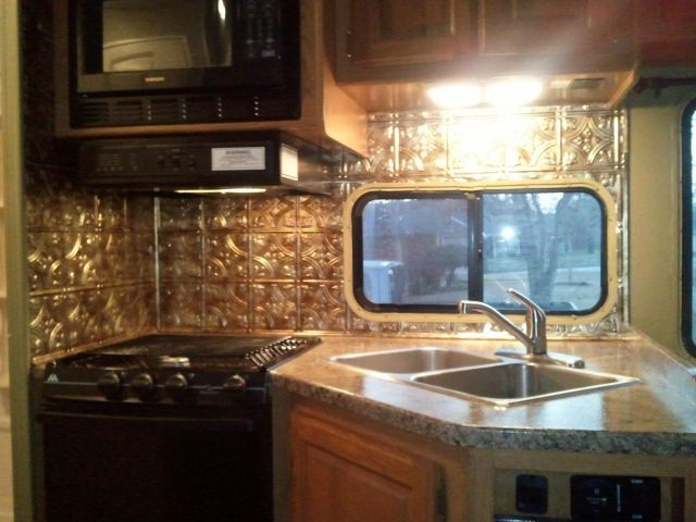 Prepare Your Nice Holiday With Best And Cheap RV Kitchen Renovations