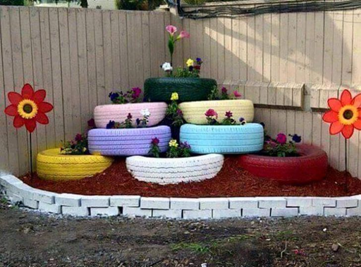 Brilliant ways to reuse old tires