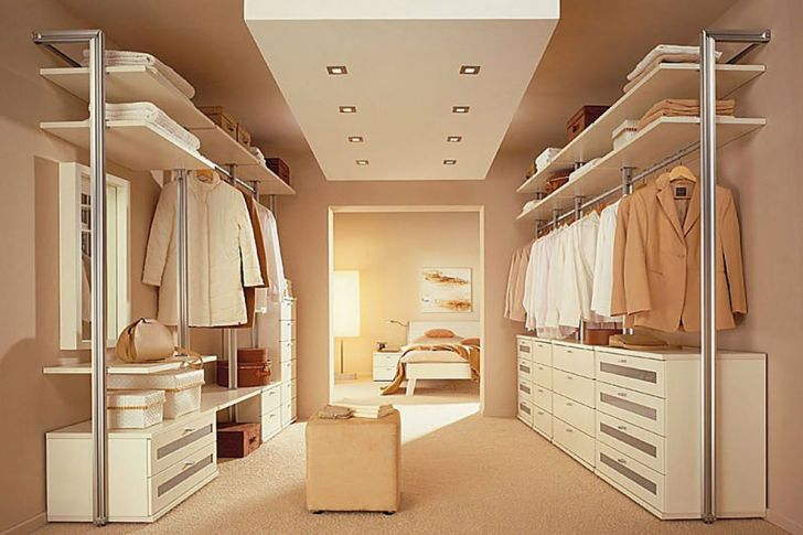 25 Top And Attractive Master Bedroom Walk-in Closet Design Ideas ...
