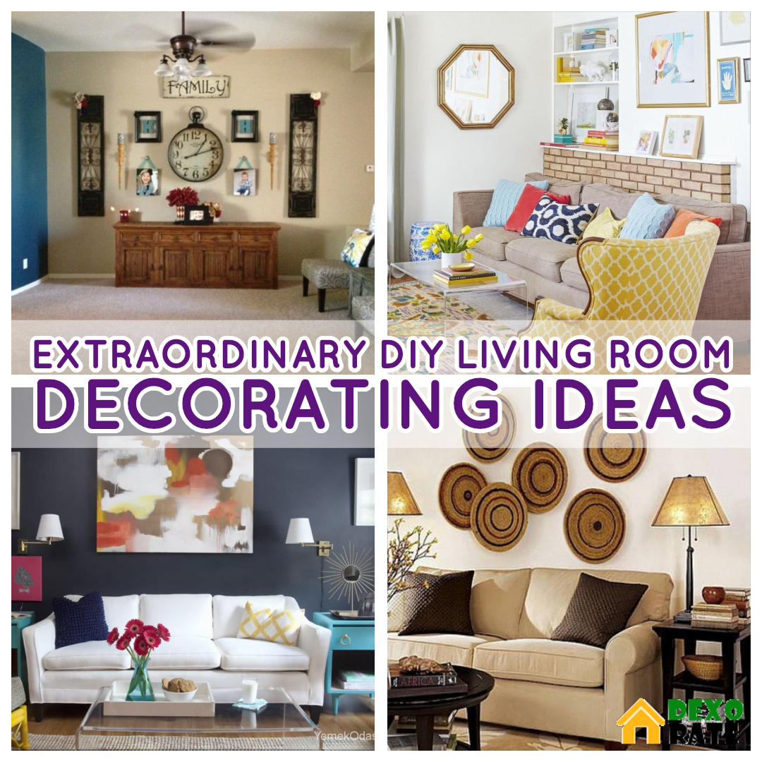 diy living room decoration for 27 extraordinary decorations that will increase its decorating ideas