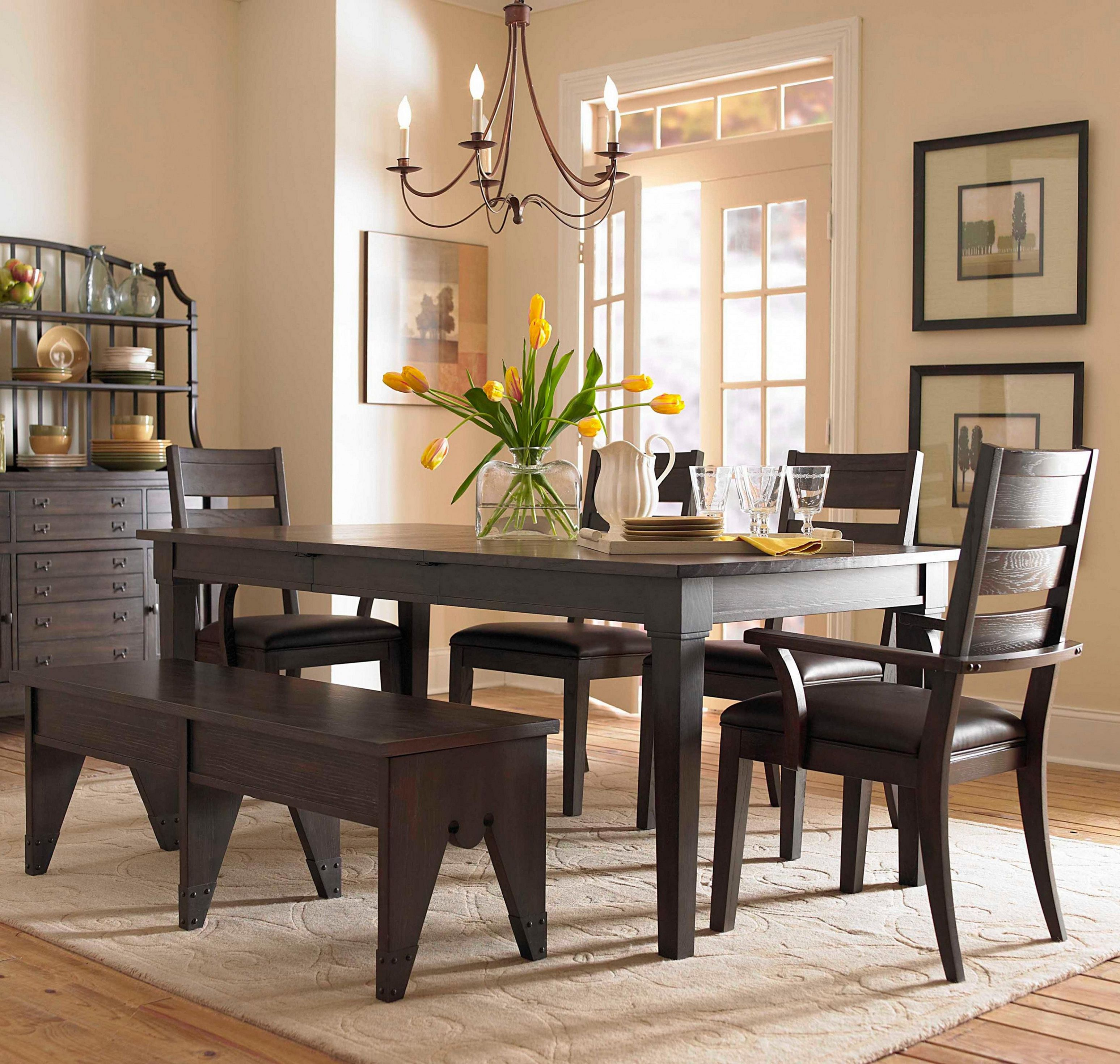 20 Simple Dining Room Table Decor For Stunning Home Inspiration