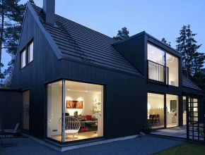 Scandinavian Houses Design - Source Architizer.com
