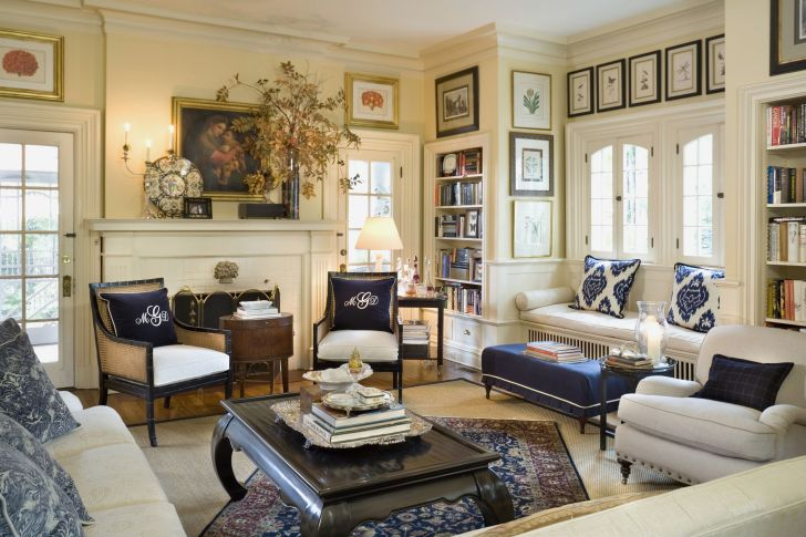 20 Vintage Living Room Decor Ideas To Make Your Guest ...
