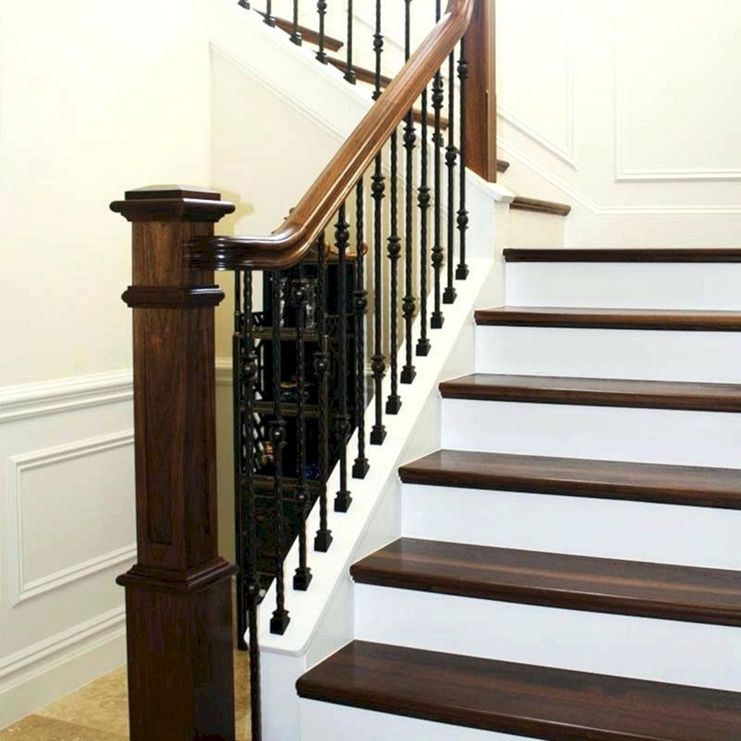 15 Gorgeous Staircase Remodel Ideas For Your Home ...