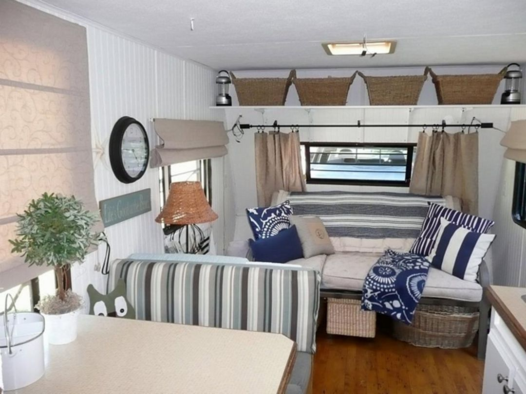 15 Awesome Rv Makeover Design Ideas For Nice Outdoor Life
