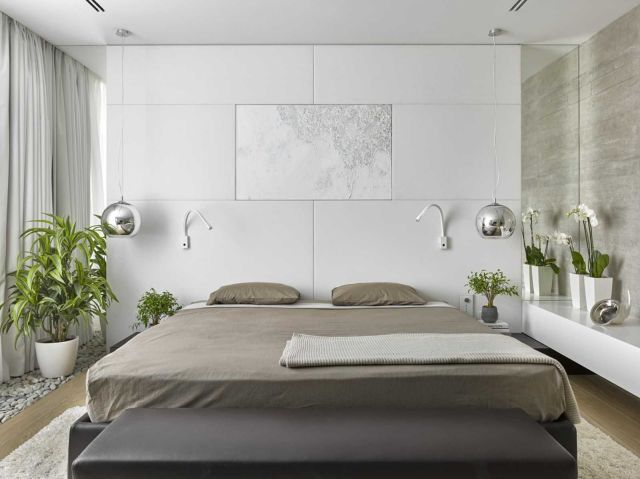Lovely Modern Bedroom Designs For Small Spaces