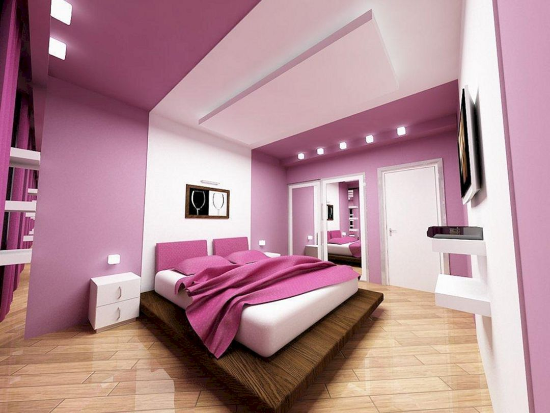 10 Unique Bedroom Color Style Decoration Ideas You Need to ...