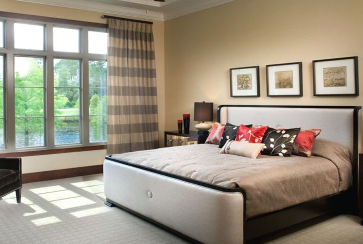 25+ Gorgeous Modern Small Master Bedroom Designs You Never ...