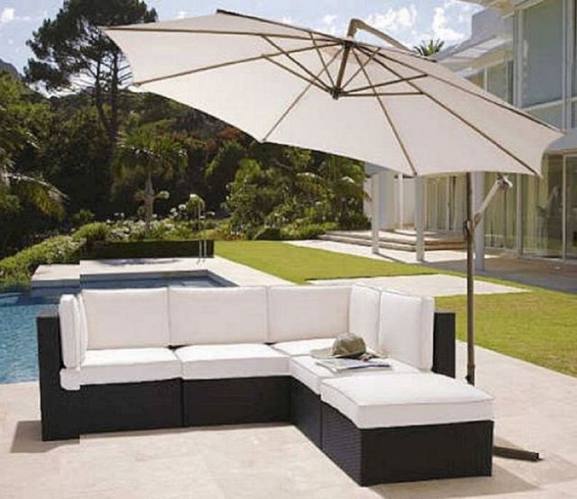12 White Modern Outdoor Furniture Design Ideas You Need To See