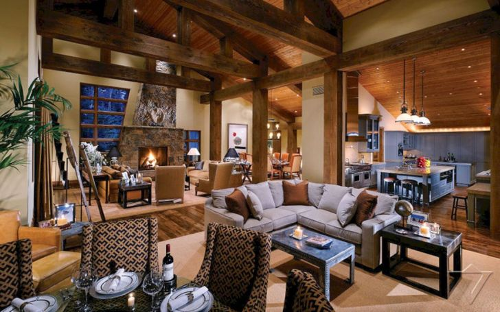 Awesome Rustic Home Interior