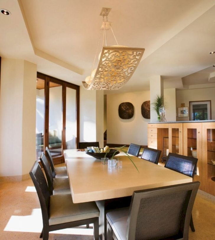 Cool Dining Room Lighing Ideas