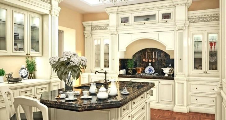 Luxurious Classical Kitchen