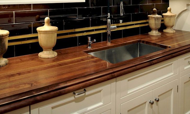 Awesome Wooden Kitchen Countertops Ideas