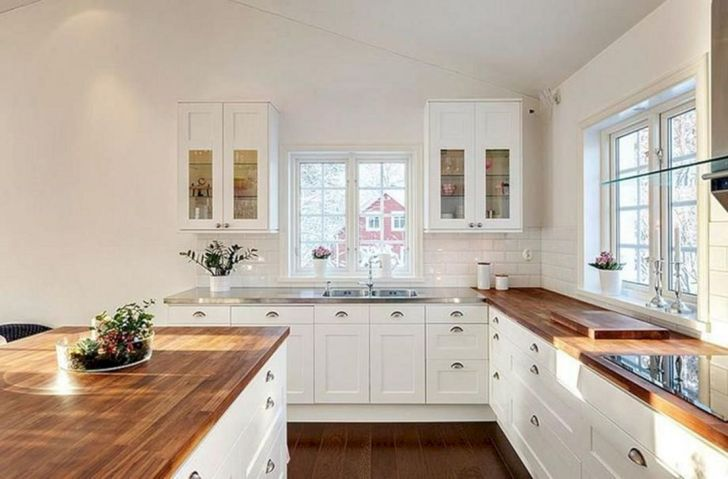 Best Wood Kitchen Countertops Ideas