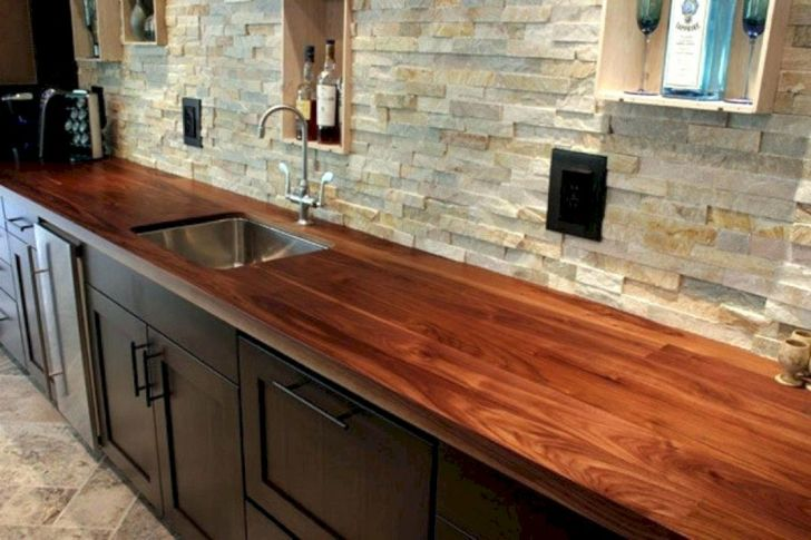 Wooden Kitchen Countertops