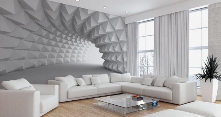 Awesome Living Room Wall Ideas