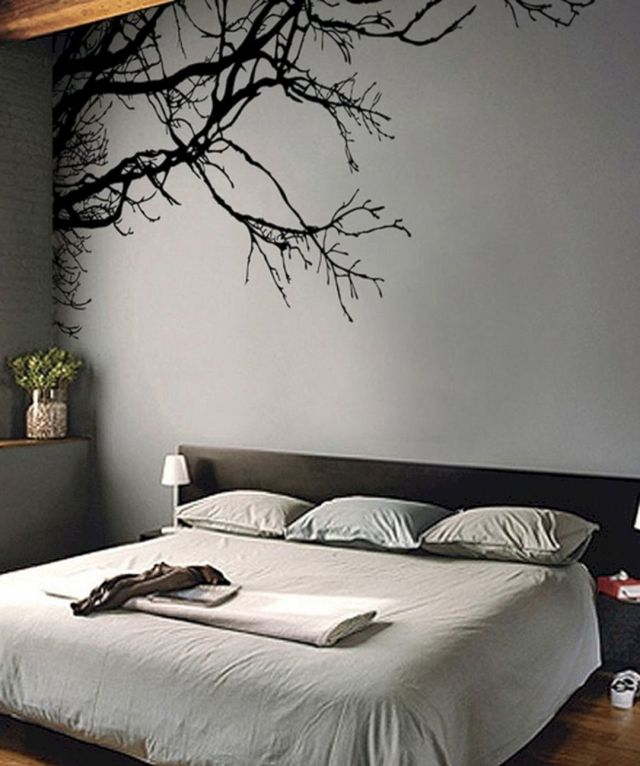 Best Bedroom Tree Wall Ideas