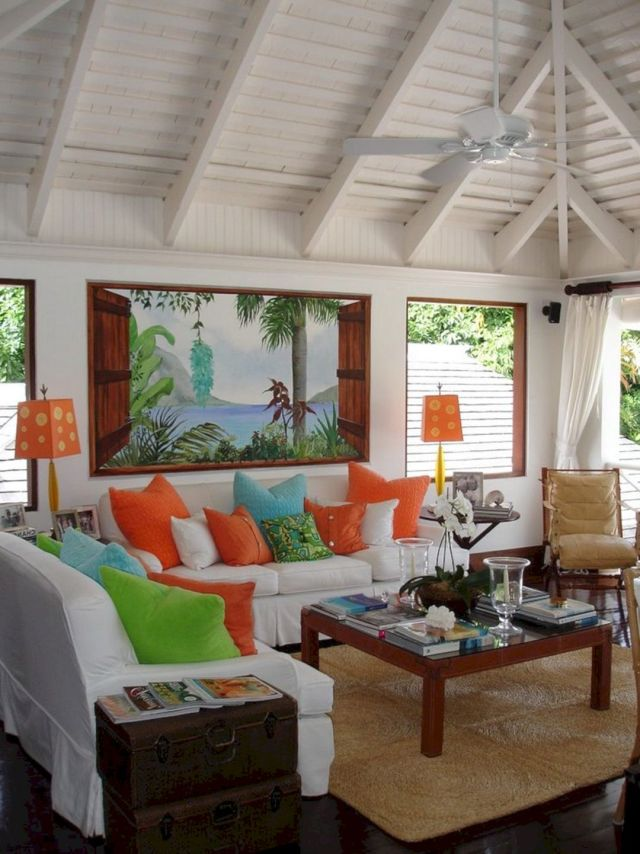 Best Tropical Living Room ideas