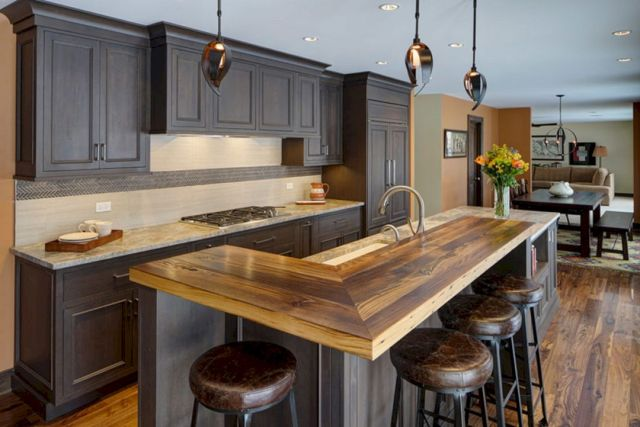 Amazing Wooden Kitchen Design Ideas
