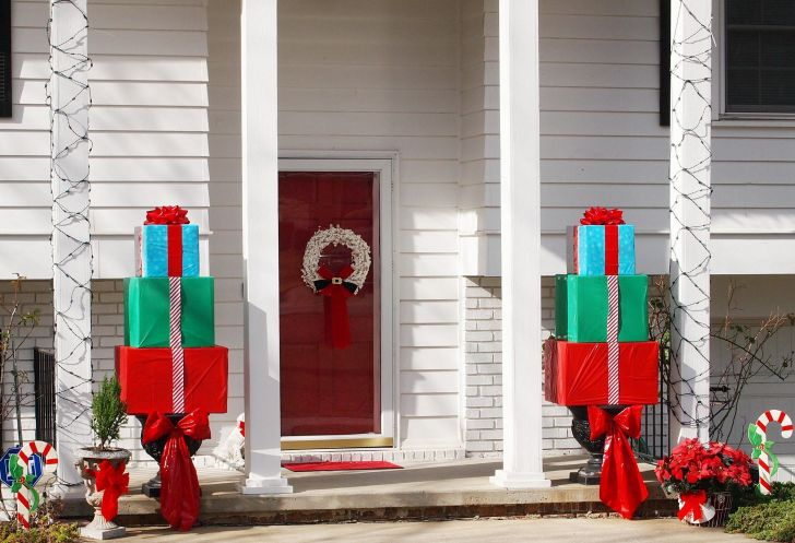 Best Outdoor Christmas Decoration Ideas
