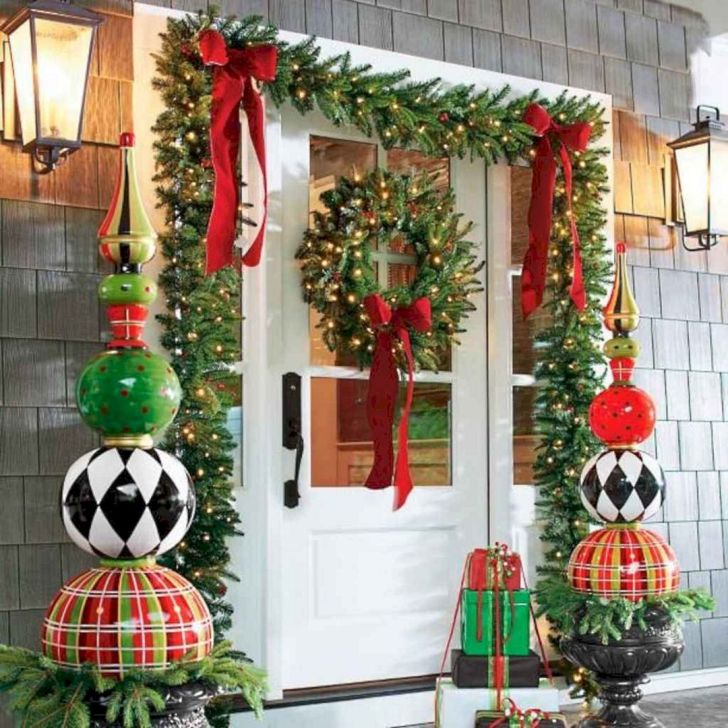 Outdoor Christmas Design Ideas